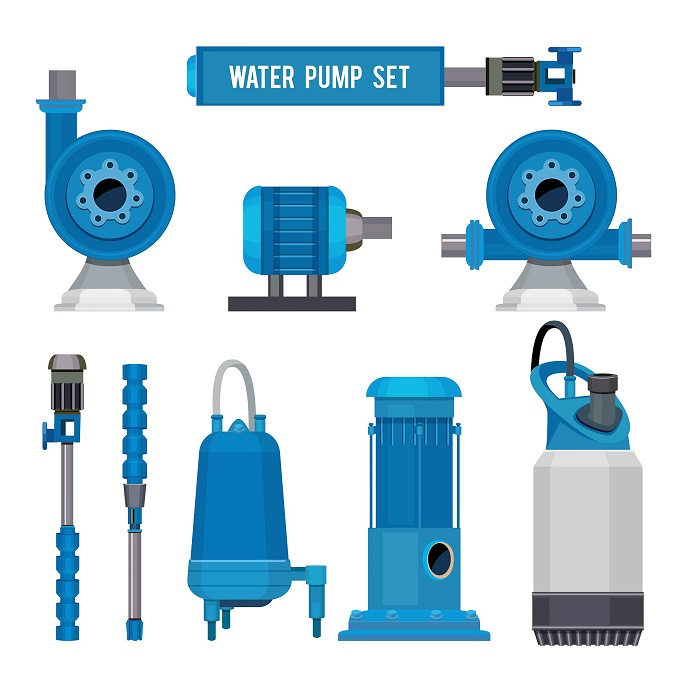 Water Pump Set - NOBTECH