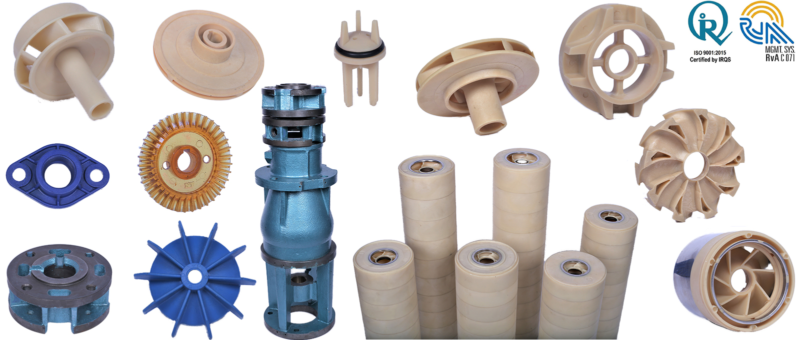 Impeller Manufacturer in India