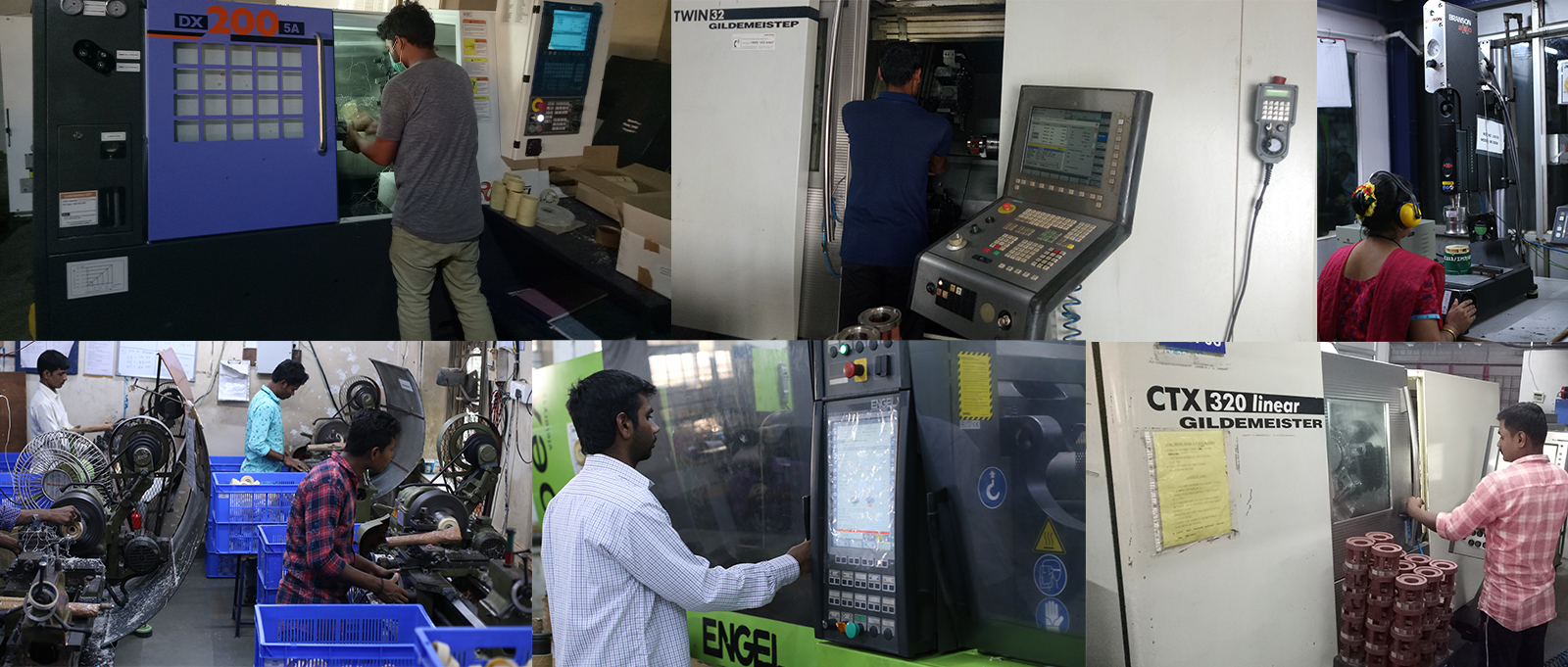 Nobtech Engineer – Operating Casting CNC Machine